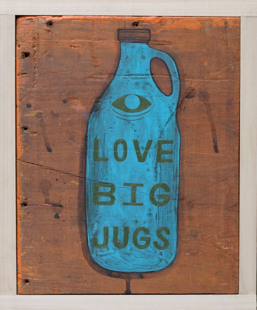 I Love Big Jugs