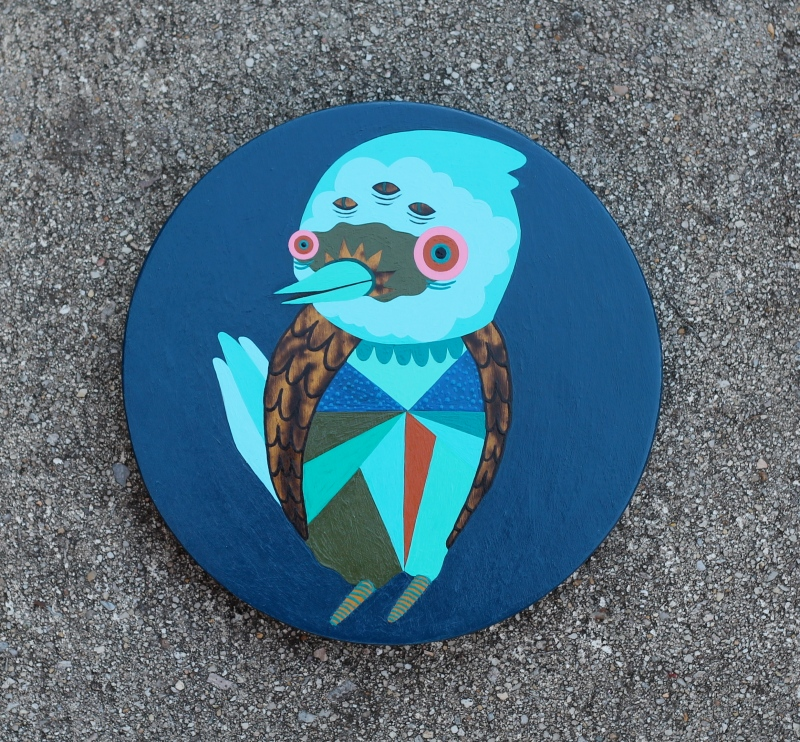 Blue Bird IV